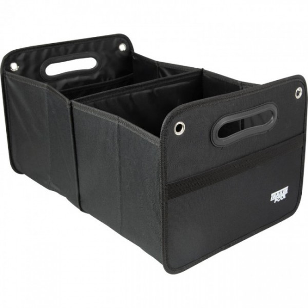 Kofferraumtasche faltbar schwarz
