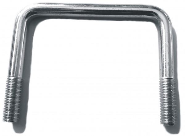 Bügelschraube M10 für Kastenprofil 80 x 40 mm