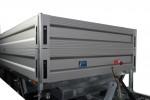 Bordwandaufsatz Aluminium 306 x 175 x 35 cm