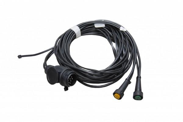 Kabelsatz mit Steckern 13-polig