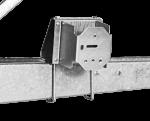 Ersatzradhalter für Brenderup Universaltransporter