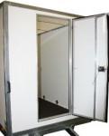 Verschließbare Tür an der Seite 60 x 160 cm