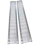 Auffahrrampen aus Aluminium 2800 kg