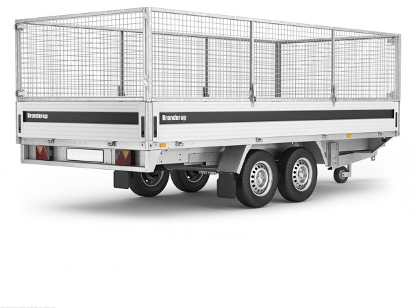 Laubgitter Stahl verzinkt 80 cm für 5375