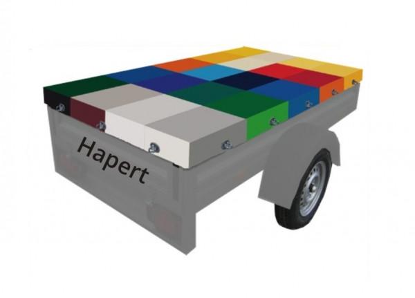 Flachplane für Hapert
