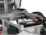 Elektrohydraulik mit Batterie ab Werk montiert