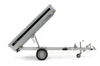1300 kg - Nutzlast 880 kg - einachsig