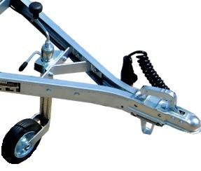 Stützradkit mit Traverse für 1205S UB und Kippi 200