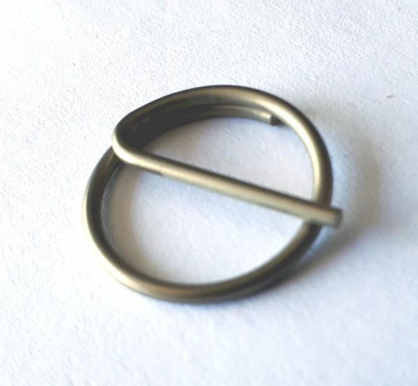 Federstecker doppelt 1 x 20 mm verzinkt