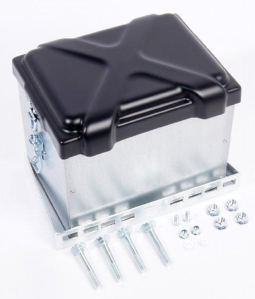 Staubox Alu für Batterie oder Werkzeug