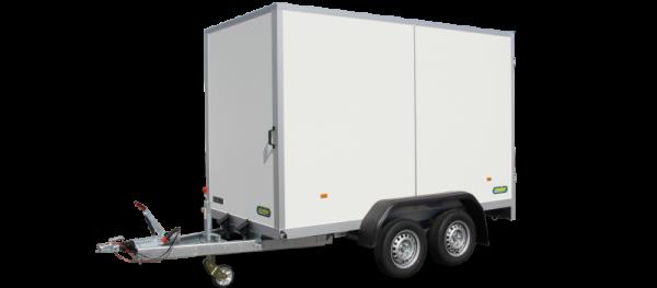 WEB 44 Kofferanhänger 2000kg mit Türen