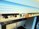Netz- und Planenleiste für Typen GTP 3060 x 1750 mm und WEB 24 / 34